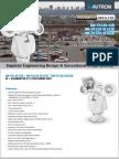Avtron IR+ Illuminator CCTV Camera AM-PS128-S36