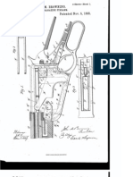 US Patent 549345 - Winchester 1895