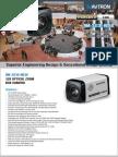 Avtron Optical Zoom Box Camera AM-S210-HD10-PDF