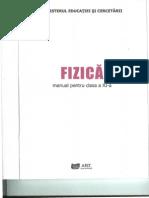 Manual Fizica Clasa a XI A