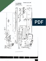 US Patent 678937 - M1917 Browning machine gun