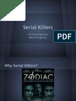 Serial Killers PowerPoint