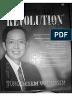 Financial Revolution I
