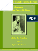 Kanchi Periva Forum - eBook on Sri Maha Periva's Life History - Volume 3