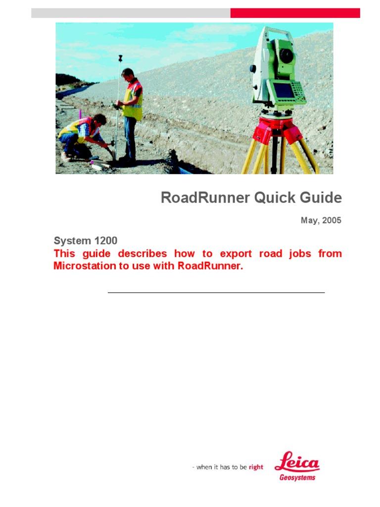 roadrunner manual computer file menu computing rh es scribd com Pcoket Guide Pcoket Guide