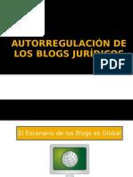Autorregulación de los Blogs Jurídicos