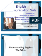 43435057 English Communication Skills Notes