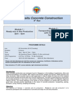 Flyer - Quality Insitu Concrete Construction 26 Nov 13