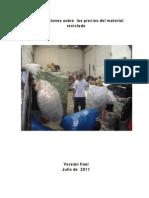 9. Recios Material Reciclado Final Agosto 1 2011