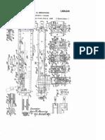 US Patent 1628226 - M2 Browning