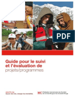 Monitoring and Evaluation Guide FR