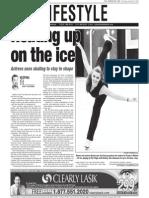 Bonny-Lynn Van Gorp, Keeping Fit, Sun Media (Aug. 24, 2006)
