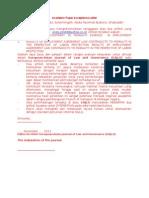 Academic Paper Acceptance Letter