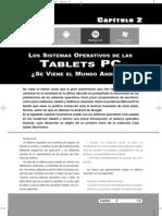 2 Los Sistemas Operativos de Las Tablets