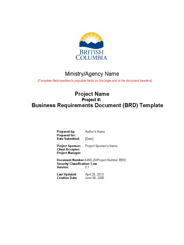 Sample brd business process environmental impact assessment accmission Images