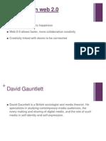 Gauntlett Web 2.0