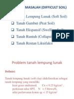 Teknik Perbaikan Tanah