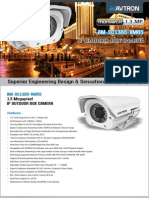 Avtron IP Outdoor Box Camera Am Sc1385 Vmr5 PDF