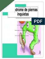 Sindrom de Piernas Inquetas