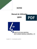 Manual Utilizador QREN