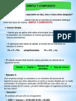 Interes Simple y Compuesto Ing. Economica 1 , Parte 2 (1)