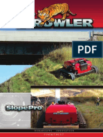 Prowler SlopePro Lit 02022012-Remote Control Self Driven