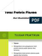 Total Protein Plasma