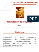formulacinyevaluacindeproyectos-120608140708-phpapp02