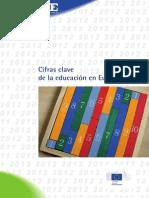 Cifras clave educación Europa