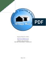 vh annual report 2013