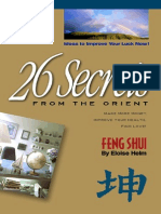 [Interior Design] - 26 Secrets of Feng Shui