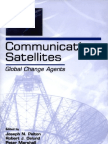 Communications Satellites Global Change Agents