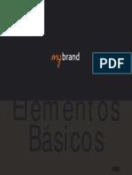 My Brand - Brand book 2005