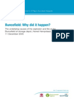 Buncefield Report
