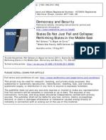 Demokratizacija Arapskog Svijeta OK