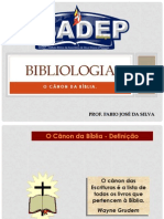 Bibliologia - Aula 02