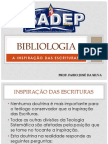 Bibliologia - Aula 04