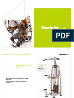 Catalogo General SportsArt