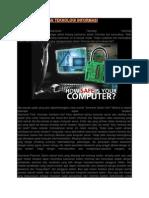 Sistem Keamanan Teknologi Informasi