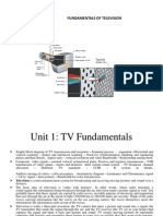 Fundementals of Television