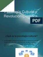 Psicología Cultural y Revolución Científica