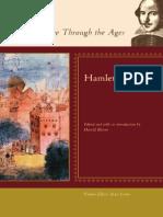 Harold Bloom, Brett Foster Hamlet Blooms Shakespeare Through the Ages 2008