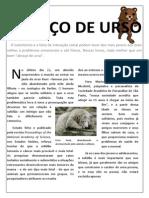 ABRAÇO DE URSO