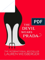 The Devil Wears Prada - Lauren Weisberger - Extract