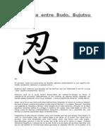 Diferencia Entre Budo, Bujutsu y Ninpo