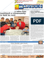 The Beacon - November 21, 2013