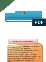 Biorremediacion de Compuestos Organoclorados