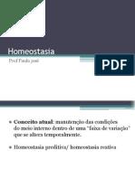 01- Homeostasia