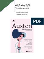 Tutti i Romanzi (Jane Austen)