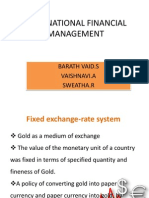 International Monetory System